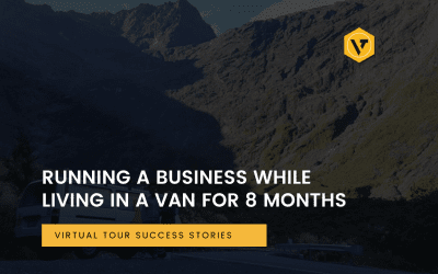 Running A Business While Living In A Van